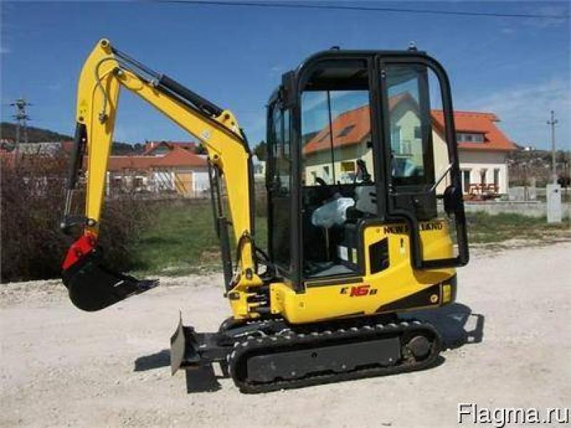 New Holland E16B