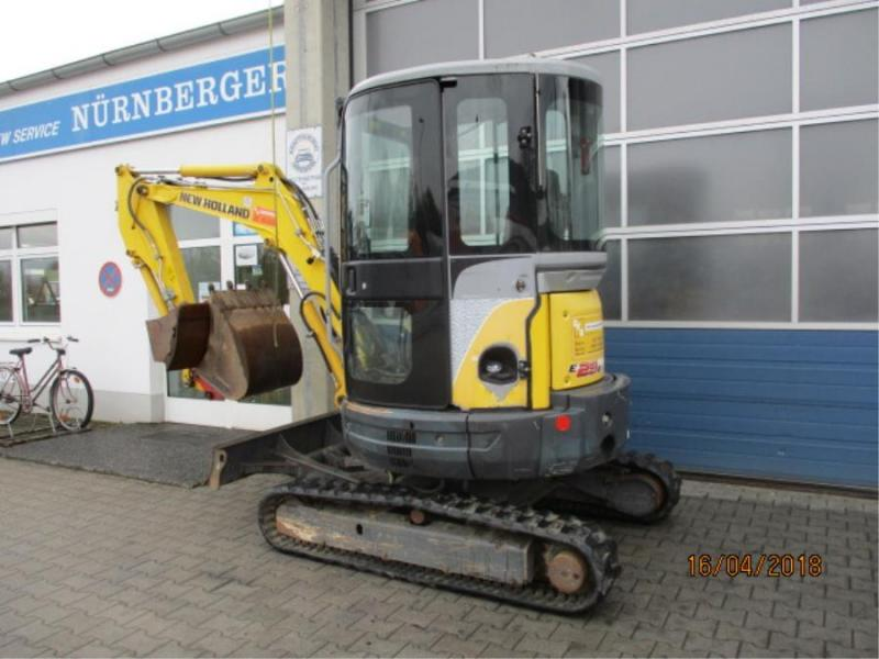 New Holland E29B SR
