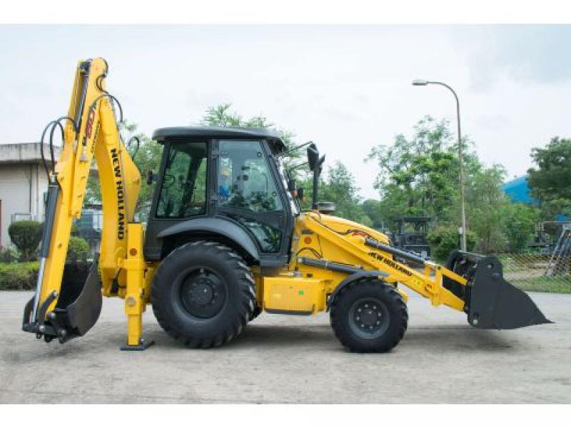 New Holland B80B